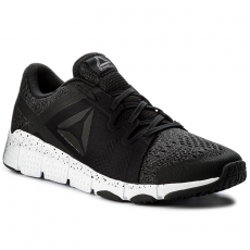 Reebok Cipők Reebok - Trainflex Dtd BS8258 Black/White/Ash Grey