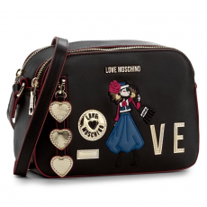 Love moschino Táska LOVE MOSCHINO - JC4305PP04KM0000 Nero