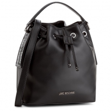 Love moschino Táska LOVE MOSCHINO - JC4255PP04KG100A Nero