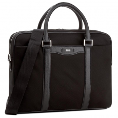 Boss Laptoptáska BOSS - Signature L_S 50311763 Black 001