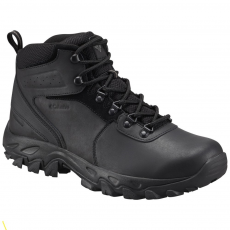 Columbia Newton Ridge Plus II Waterproof Túracipő,túrabakancs D (1594731-r_011-Black)