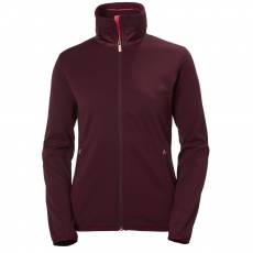 Helly Hansen W Naiad Fleece Jacket Pulóver,sweatshirt D (53035-r_117 Port)