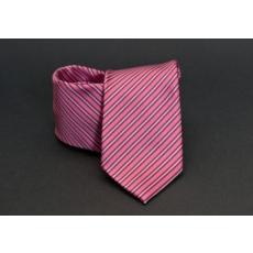 Rossini Prémium nyakkendõ - Rózsaszín csíkos