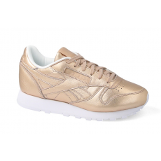 * producent niezdefiniowany sneaker Reebok Classic Leather Melted Metal női cipő BS7897