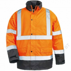 Coverguard ROADWAY narancs/kék pes kabát -XL