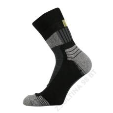 Cerva DABIH zokni, fekete