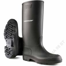 Dunlop Pricemastor 380PP fekete pvc csizma -43
