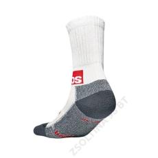 Cerva KIRKEBY zokni, fehér
