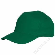 Coverguard Baseball sapka, zöld