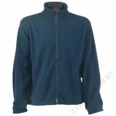 Coverguard Polár pulóver cipzáros kék -L