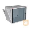 """Lande LN-EUBOX07U5445-LG-1 EURObox 7U 540x450 fali rack szekrény 19"""" RAL7035 szürke"""