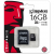 KINGSTONE Kingston 16GB G2 Class 10 UHS-I microSDHC memóriakártya