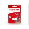 Toshiba 64 GB USB pendrive - Toshiba TransMemory U303 - USB 3.0 - white