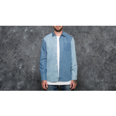 Wemoto Dent Shirt Blue