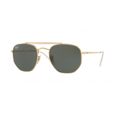 Ray-Ban RB3648 001 GOLD GREEN napszemüveg