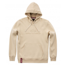 Alpha Industries 3D Hoody - caramel