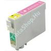 Q-Print (Quality Print) Epson T0796 LM v.bíbor (LM-Light Magenta) kompatibilis (utángyártott) tintapatron