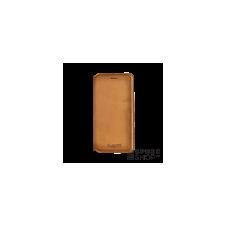 BUGATTI Parigi Samsung G950 Galaxy S8 valódi bőr flip tok kártyatartóval, homok tok és táska