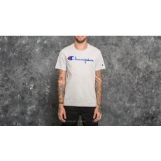 Champion Crewneck T-Shirt Light Oxford Grey