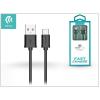 Devia USB - USB Type-C adat- és töltőkábel 1 m-es vezetékkel - Devia Smart Cable for Type-C 2.1 - black