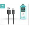 Devia USB - micro USB adat- és töltőkábel 1 m-es vezetékkel - Devia Smart Cable for Android 2.1 - black