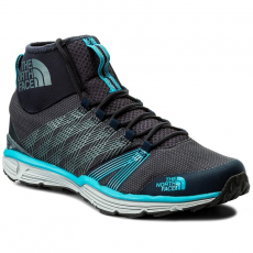 The North Face Cipő THE NORTH FACE - Litewave Ampere II Hc T939IMYYH Urban Navy/Seaport Blue