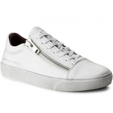 Guess Sportcipő GUESS - Herry FMHER3 ELE12 WHITE