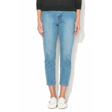 Only , Kelly Mom Farmernadrág, Kék, W29-L34 (15143714-MEDIUM-BLUE-DENIM-W29-L34)