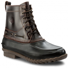 Sperry Csizmák SPERRY - Decoy Boot STS13458 Amaretto/Black