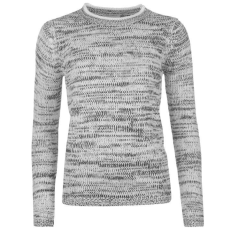 SoulCal Classic Crew női kötött pulóver fehér XL
