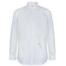 Moschino Sleeved férfi ing fehér XL