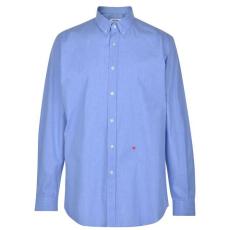 Moschino Sleeved férfi ing világoskék XL