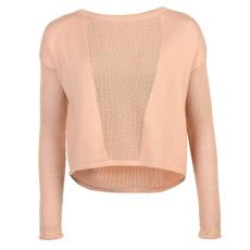 USA Pro Panel női kötött pulóver bézs XS