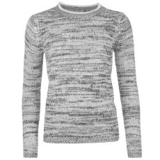 SoulCal Classic Crew női kötött pulóver fehér M