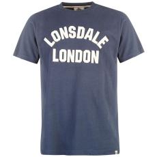 Lonsdale HTG Sn74 férfi póló tengerészkék XXL
