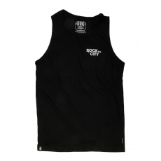 Dorko Rock The City Tank Top férfi trikó fekete 3XL