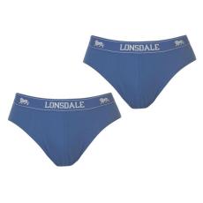 Lonsdale 2 darabos férfi alsónadrág kék S