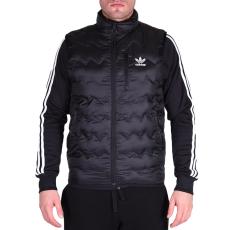Adidas Serrated Vest Black férfi mellény fekete M