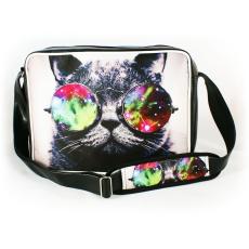 Wilky Galaxy Sunglasses Cat válltáska többszínű