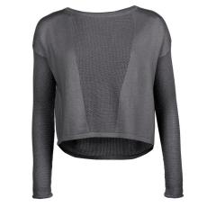USA Pro Panel női kötött pulóver szürke M