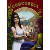 Rio Grande Games Concordia angol nyelvű társasjáték