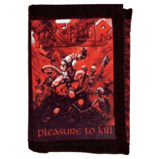 Kreator, Pleasure to kill pénztárca