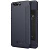 Nillkin Huawei P10 Nillkin Sparkle ablakos flip-flop tok - fekete
