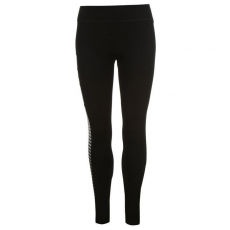 Puma női leggings - fekete - Puma Logo Leggings Ladies