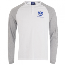 Team Portsmouth hosszú ujjú póló férfi
