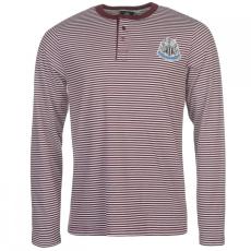 Team Newcastle United csíkos póló férfi