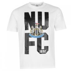 Team Newcastle United Crest póló férfi