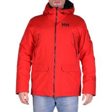 Helly Hansen Shoreline Parka férfi parka kabát piros M