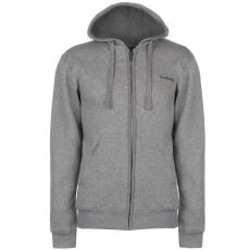 Pierre Cardin Férfi cipzáras kapucnis pulóver szürke XL