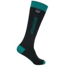 DexShell WADING zokni - Fekete / Zöld - M